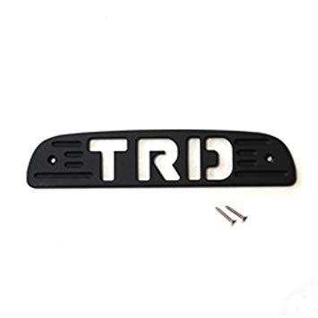 AMI TRD 3rd Brake Light Cvr-Black Powdercoat '07-17