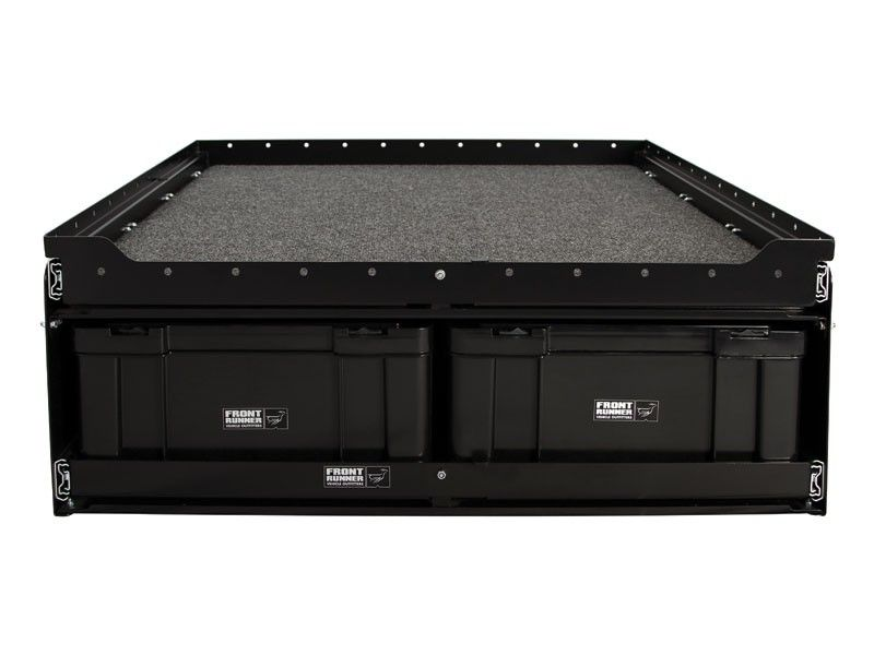 Front Runner Outfitters 6 Cub Box Drawer w/Cargo Sliding Top