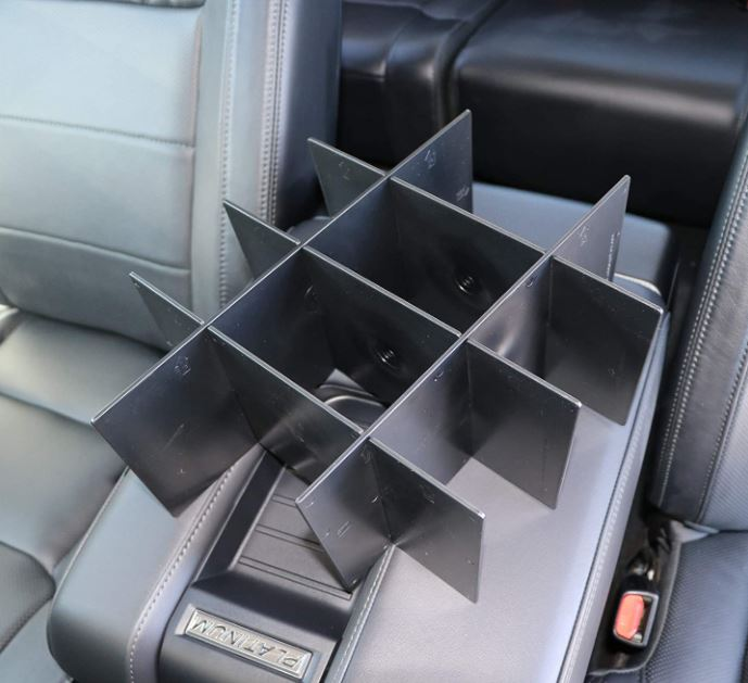 Vehicle OCD Tundra Center Console Divider (2007-2013) - Ships Free