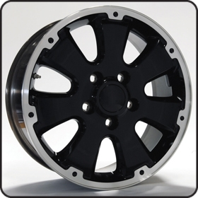 "Tundra 20"" Black-Out Wheel by Prime 2007+"