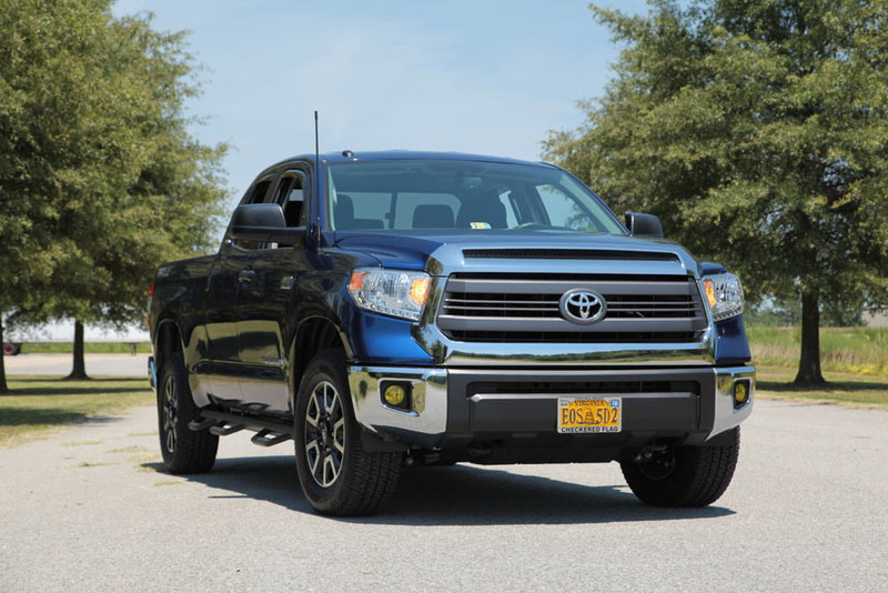 Lamin-X Yellow Fog Light Covers; (2014+) Toyota Tundra