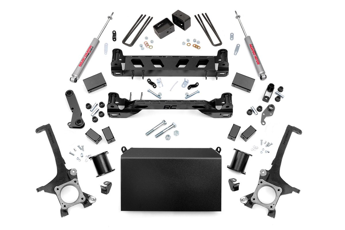"2007-15 4wd Toyota Tundra 4.5"" Suspension"