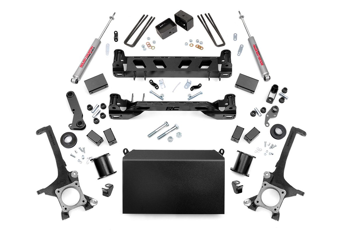 "2007-15 4wd Toyota Tundra 6"" Suspension"