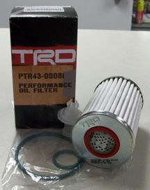 TRD High Performance Oil Filter CARTRIDGE