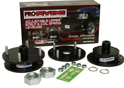 2007-2010 Toyota Tundra Front End Lift Kit by Pro Ryde