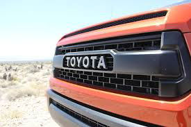 Tundra Radiator Grille Inferno 2014-2017