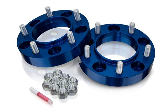 "Spidertrax Tundra 1.25"" Wheel Spacers WHS023"